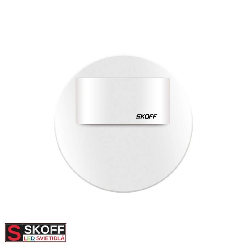 SKOFF RUEDA MINI SHORT LED Svietidlo 0,4W MODRÁ BIELE 10V/DC IP66