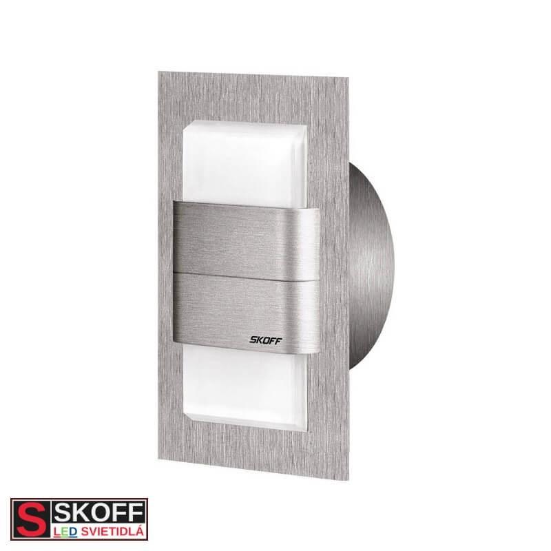 SKOFF KINKIET DUO TANGO LED Svietidlo 1,6W 3000K NEREZ 10V/DC IP66