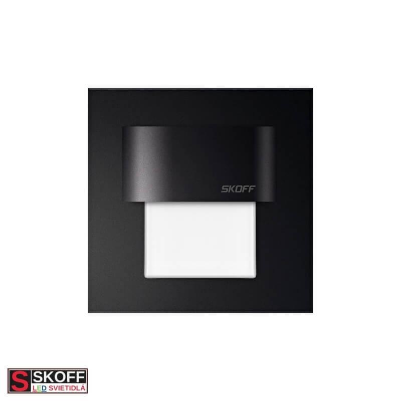 SKOFF TANGO MINI LED Svietidlo 0,4W MODRÁ ČIERNE 10V/DC IP20