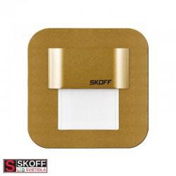 SKOFF SALSA MINI STICK LED Svietidlo 0,4W 4000K MOSADZNÉ 10V/DC IP20