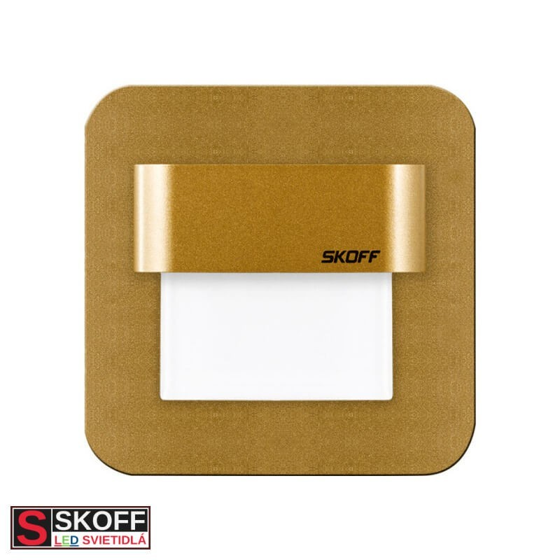 SKOFF SALSA STICK LED Svietidlo 0,8W 3000K MOSADZNÉ 10V/DC IP20