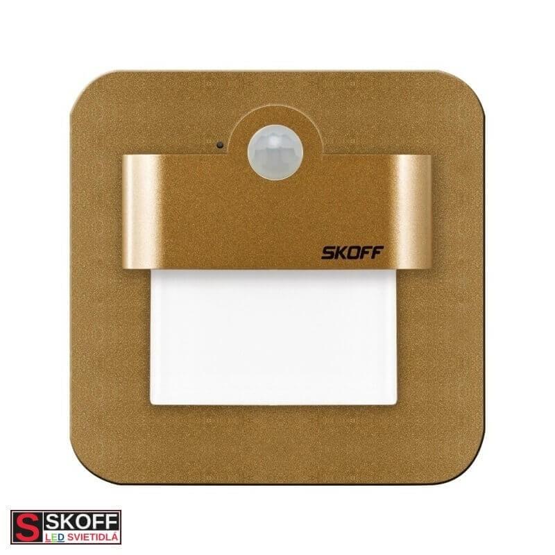SKOFF RUEDA MINI Vstavané svietidlo NEREZ LED 0.4W 6000K 10V/DC IP66